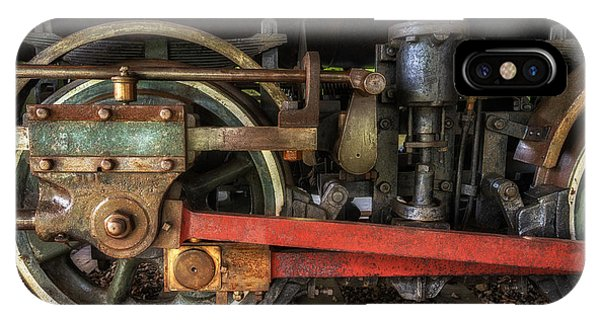 Train Wheels IPhone Case