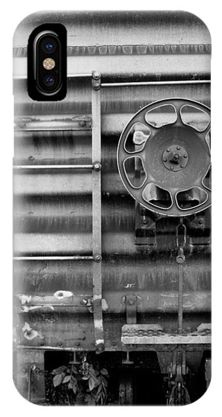 Trains 16 IPhone Case