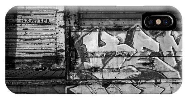 Trains 17 IPhone Case
