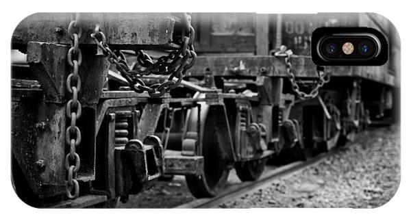 Trains 18 IPhone Case