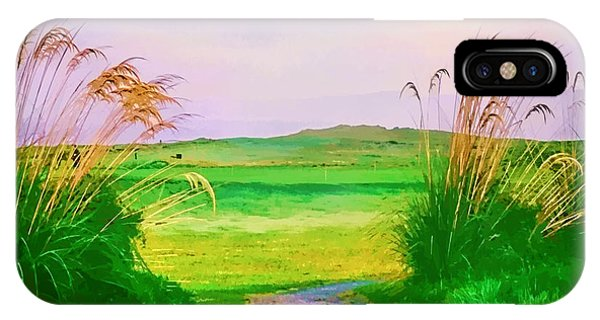 Tralee Ireland Water Color Effect IPhone Case