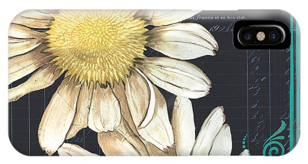 Daisy iPhone Case - Tranquil Daisy 1 by Debbie DeWitt