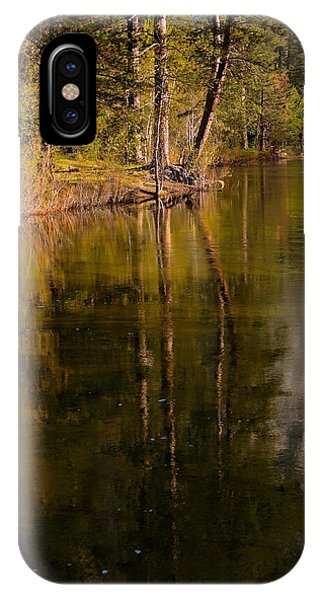 Tranquil Merced River IPhone Case