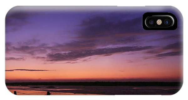 Tranquil Sky IPhone Case