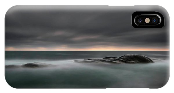 Sky iPhone Case - Tranquility by Christian Lindsten
