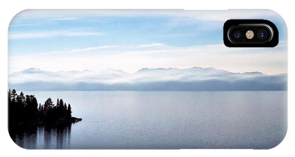 Tranquility - Lake Tahoe IPhone Case