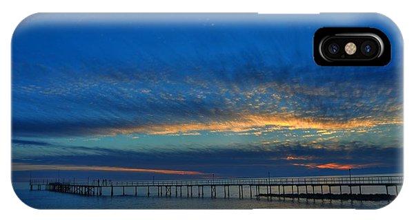 Sky Paint IPhone Case