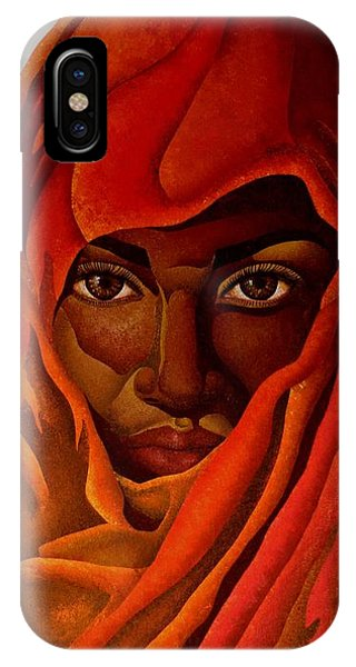 Transcendental Nubian IPhone Case