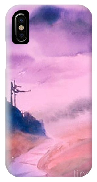 Traquility IPhone Case
