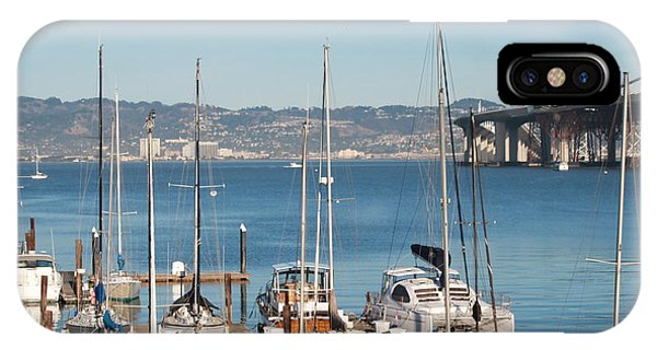 Treasure Island Marina Phone Case by Dee  Savage