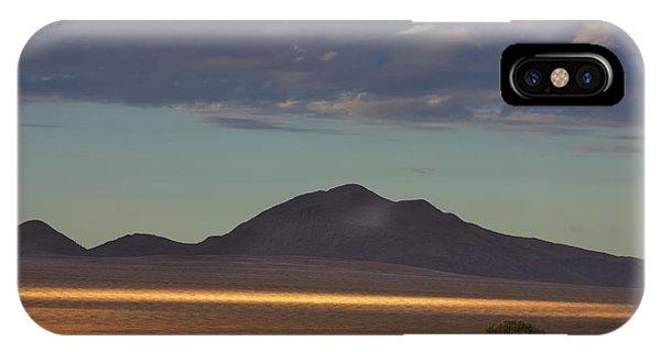 Tree At Sunrise Namibrand Nature IPhone Case