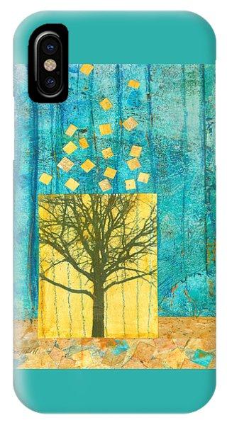 Tree Collage IPhone Case