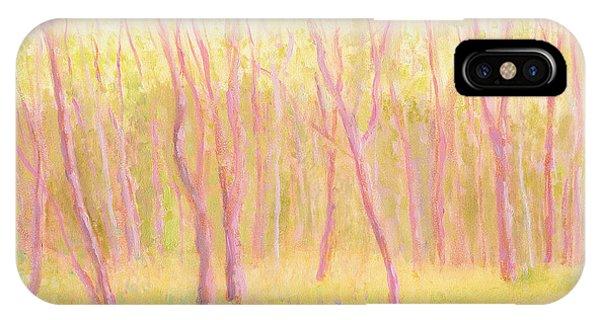 Tree Dance IPhone Case