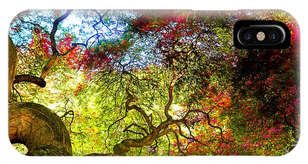 Tree Galaxy IPhone Case