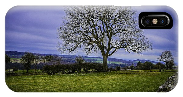 Tree - Hadrian's Wall IPhone Case