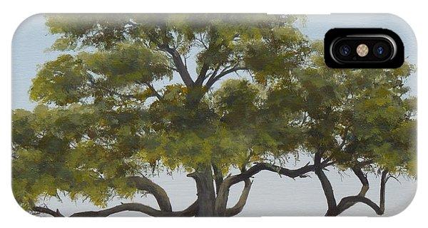 Tree Home I IPhone Case