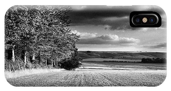 Treeline iPhone Case - Tree Line by Rod McLean