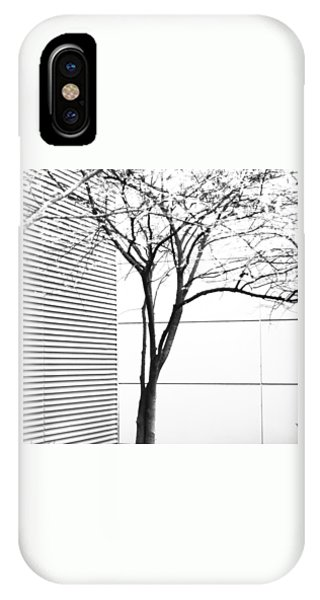 Tree Lines IPhone Case