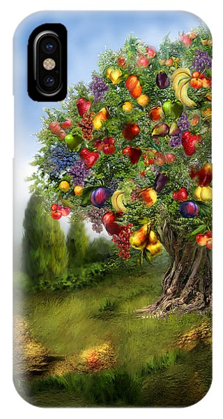 Tree Of Abundance IPhone Case