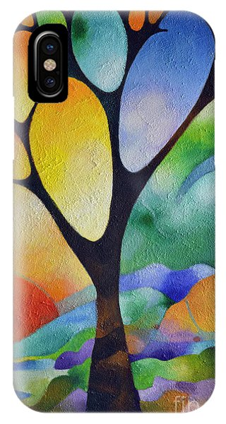 Tree Of Joy IPhone Case