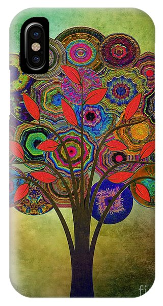 Tree Of Life 2. Version IPhone Case