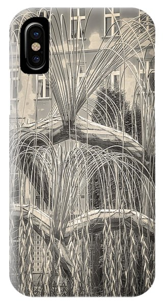 Tree Of Life Dohany Street Synagogue IPhone Case