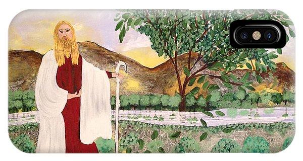 Tree Of Life- Jesus IPhone Case