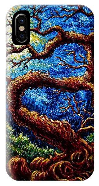 Tree Of Life Phone Case by Sebastian Pierre