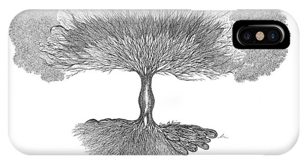 Tree Of Living IPhone Case