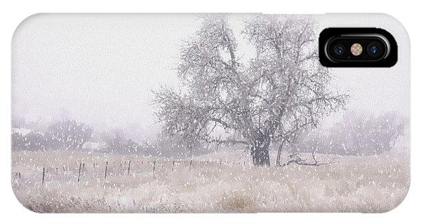 Tree Of Storm IPhone Case