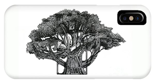 Tree Of Summer IPhone Case
