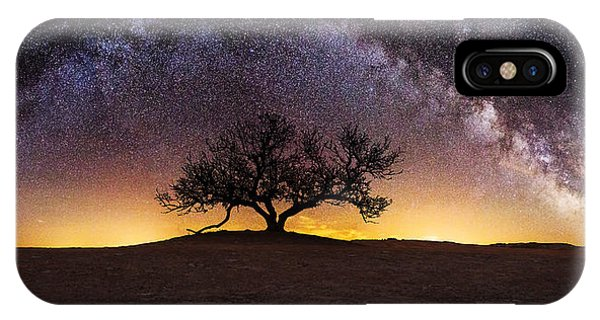 Tree Of Wisdom IPhone Case