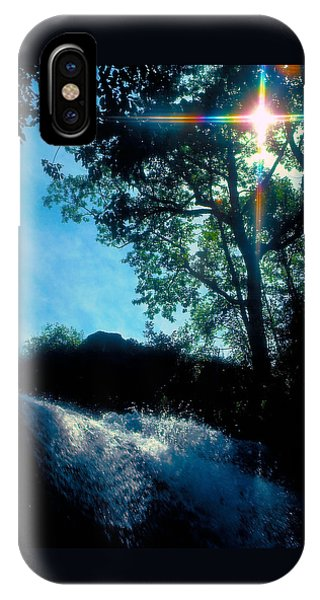 Tree Planted By Streams Of Water IPhone Case