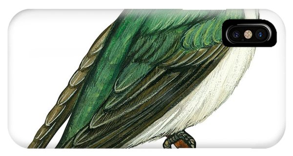 Swallow iPhone Case - Tree Swallow  by Anonymous
