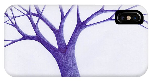 Tree - The Great Hand Of Nature IPhone Case