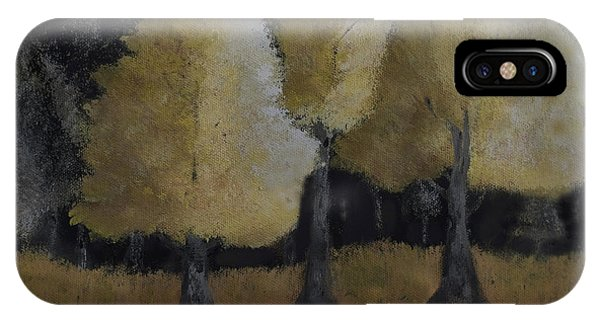 Tree Trio IPhone Case