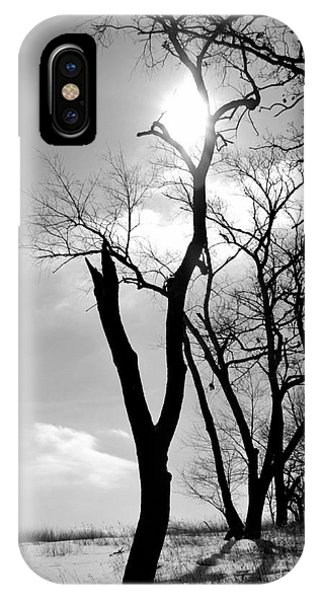 Tree3 IPhone Case