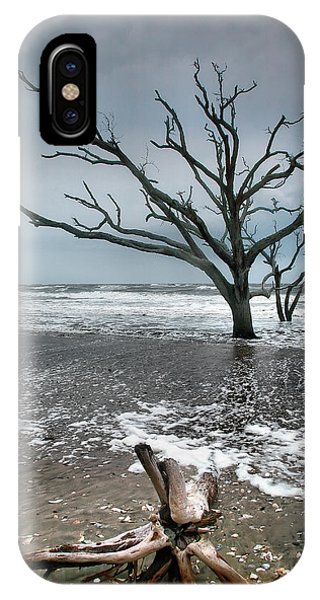Trees In Surf IPhone Case