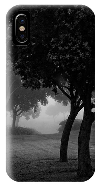 Trees In The Midst 1 IPhone Case