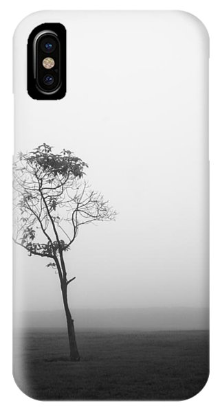 Trees In The Midst 4 IPhone Case
