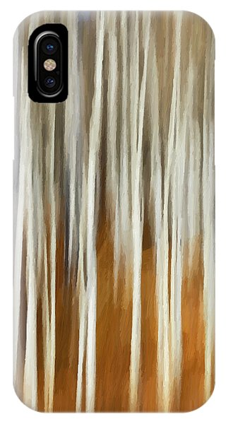 Trees No. 14 IPhone Case