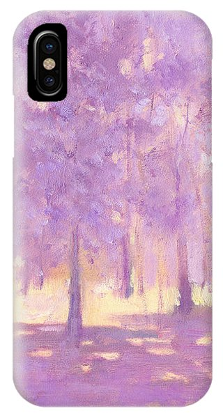 Trees6 IPhone Case