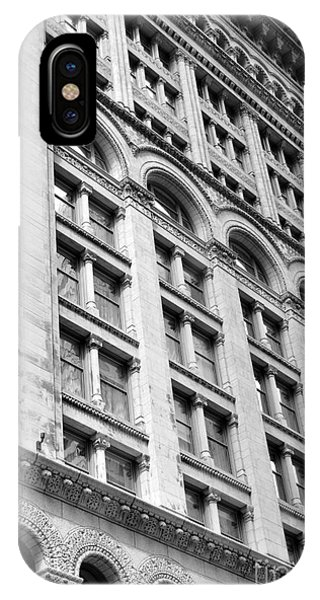 Tremont St Temple Boston Ma IPhone Case