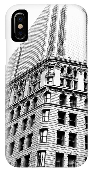 Tremont Temple Boston Ma IPhone Case