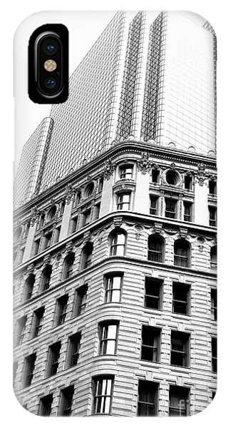 Tremont Temple Boston Ma IPhone Case