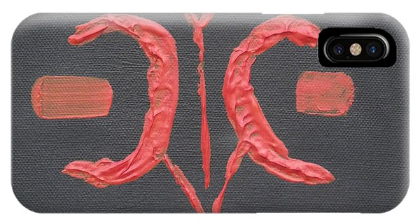 Tribal Chilli IPhone Case