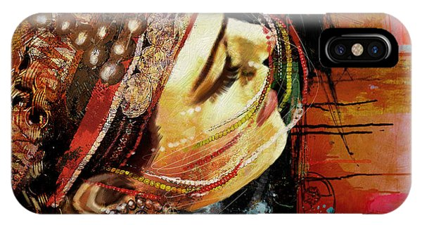 Tribal Dancer 3 IPhone Case