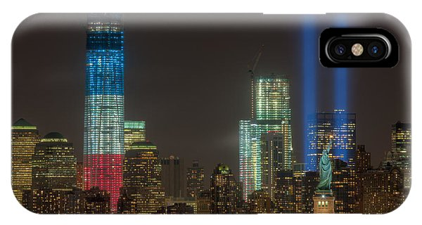 Tribute In Light Xiii IPhone Case