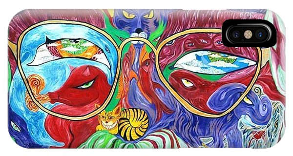 Tribute To Jerry Garcia Phone Case by  Artist Alfredo Dane Llana