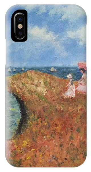 Tribute To Monet IPhone Case